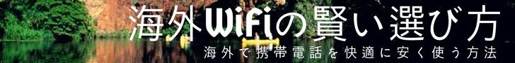 """<損しないで!>初心者必見""""海外WiFiレンタル""""の賢い選び方"""