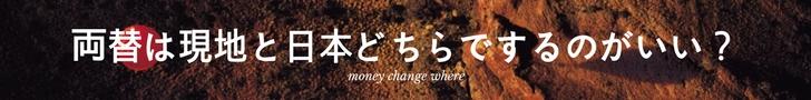はじめての海外旅行|両替は現地と日本どこでするのがオススメ?行き先によって変わるので注意!!